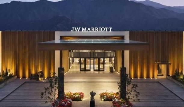 VIVOTEK IP surveillance solutions upgrade security at JW Marriott Mussoorie, India