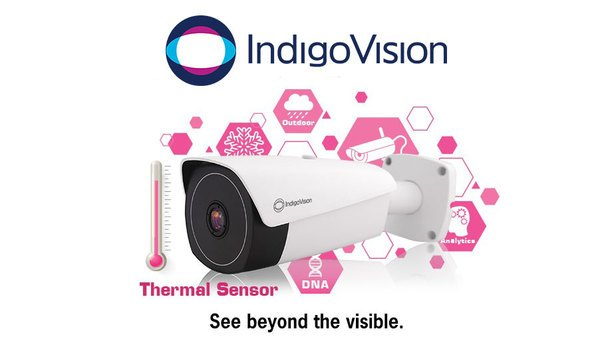 IndigoVision announces BX Thermal Bullet Camera for low-light, long-range monitoring applications