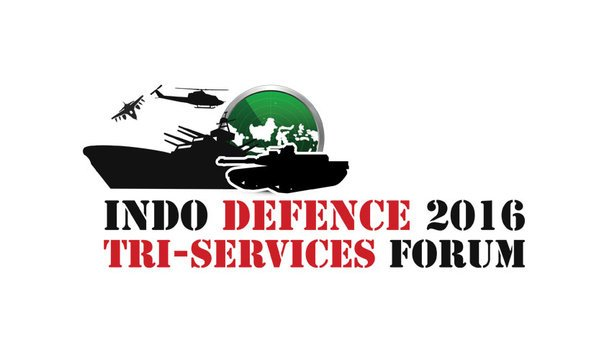 Indo Defence 2016 Tri Services Forum endorsed and supported by Indonesian Ministry of Defence