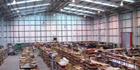 Smoke Screen secures large warehouse environment
