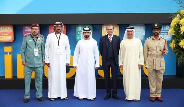 His Highness Sheikh Mansoor bin Mohammed bin Rashid Al Maktoum inaugurates Intersec 2017