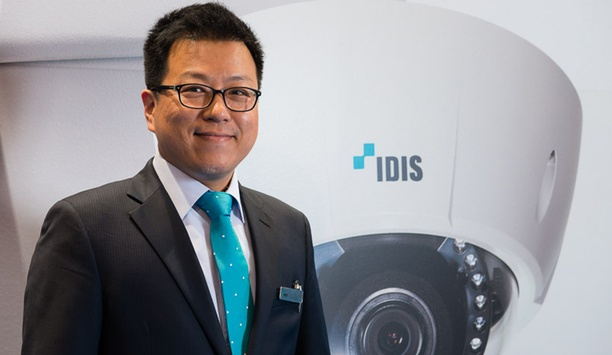 IDIS promotes James Min to Managing Director for IDIS Europe