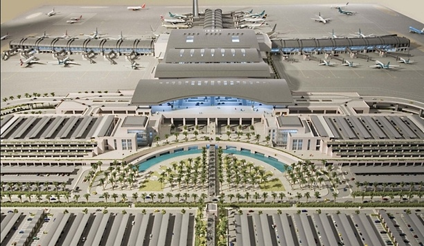 Johnson Controls Secures Oman Airports With CEM Systems AC2000 Airport Access Control System