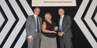 BSIA recognises former chairman Julie Kenny for her contribution to the security industry