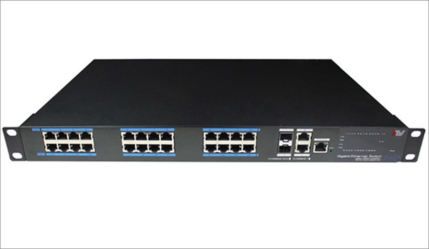 LTV launches LTV-S7224E-POE 24-Port Managed Switch offering 1G uplink speed