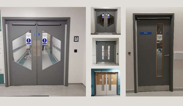 Laidlaw Orbis Swing Operator delivers quality and reliability for UK healthcare