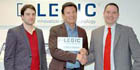 LEGIC® partners with BadgeCom for new smart card solutions
