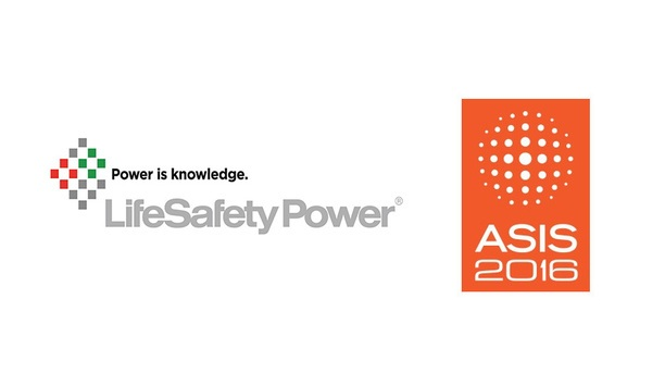 LifeSafety Power Displays New Intelligent Power Management Solutions At ASIS 2016