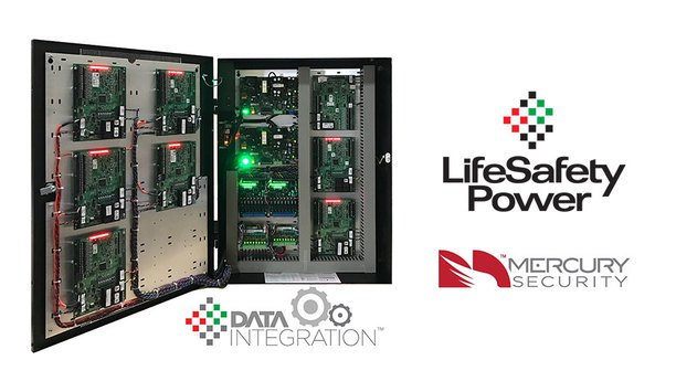 LifeSafety Power Introduces Direct Software Management Capabilities With Mercury Security Controllers