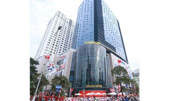 LILIN megapixel IP solution secures Vincom Center shopping mall in Vietnam