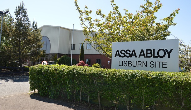 ASSA ABLOY Security Doors awarded ISO 14001 accreditation for environmental management best practice at its Lisburn site