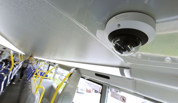 March Networks Introduces New Mobile IP Cameras To Its Complete Transportation Solution For Bus And Rail Fleets