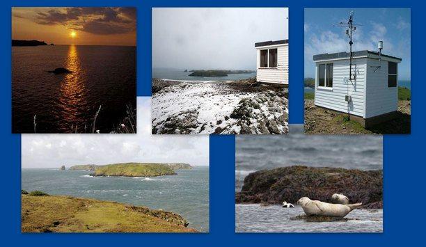 MOBOTIX Cameras Monitor Conservation Efforts On Skomer Island, Wales