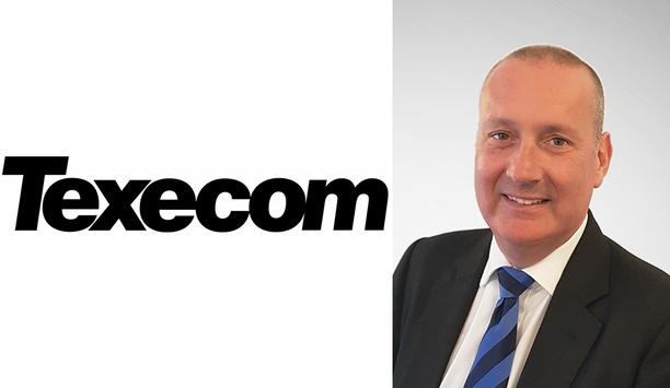 Mark Douglas joins Texecom as Sales Director