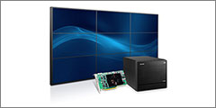Matrox C900 Multi-Display Graphics Card Is Integrated Into Shuttle XPC Cube R81710M