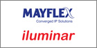 Mayflex To Distribute Iluminar's Range Of IR And White Light Illuminators From May End