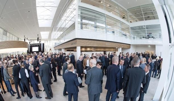 Messe Essen's new East Fair Building inaugurated at North Rhine-Westphalia