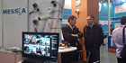 MESSOA surveillance and imaging technology showcased at All-over-IP and SFITEX in Russia