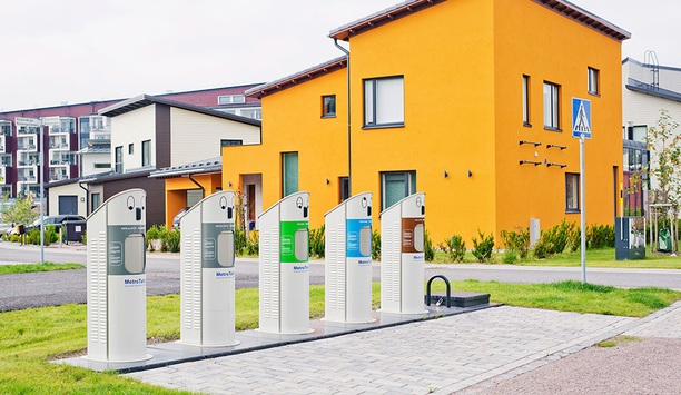 Idesco RFID readers help streamline pneumatic waste collection in residential and industrial sites