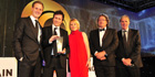 Mul-T-Lock's Watchlock padlock receives Physical Security Product of the Year at IFSEC 2012