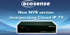Dedicated Micros delivers secure closed IP TV with new Ecosense NVR