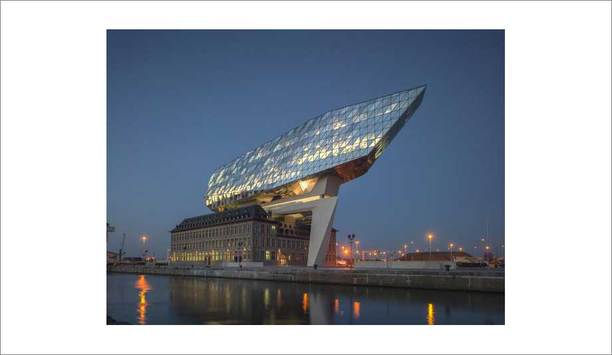 Nedap AEOS Access Control Solution Secures Antwerp Harbour Authority's New Headquarters In Havenhuis
