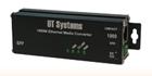 OT Systems ET1111H and ET1212H SFP Ethernet media converters