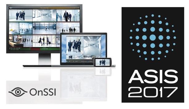OnSSI To Showcase New Ocularis 5.5 VMS At ASIS 2017 Dallas