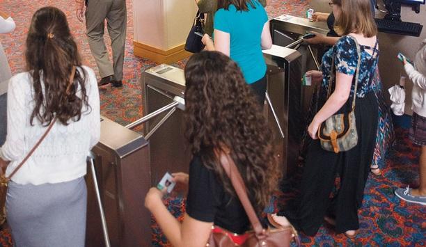 Boon Edam turnstiles installed at Florida's Pensacola Christian College