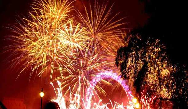 Trigion boosts protection at construction site in London on New Year's Eve