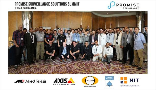 Promise Technology Surveillance Solutions Summit showcases partner collaborations in Saudi Arabia