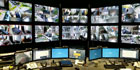 Panasonic surveillance cameras installed at whg in West Midlands