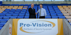 Pro-Vision renews sponsorship agreement with Shrewsbury Town Football Club