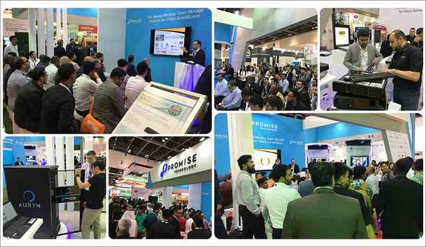 Intersec 2017: Promise surveillance servers and storage solutions impressed visitors