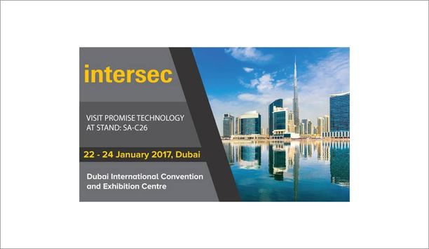 Intersec 2017: Promise to showcase latest Vess NVRs and external storage solutions