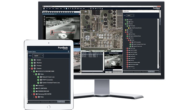 PureTech Systems Launches PureActiv 14 Geospatial Video Management And Video Analytics Software