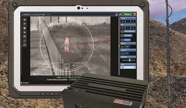 PureTech Systems Provides Rapid Deployment Capability To PureActiv Video Analytics