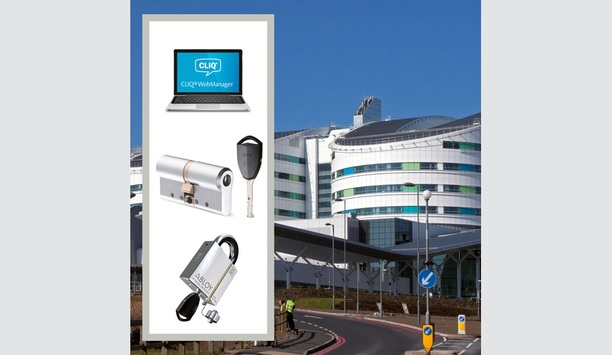 CLIQ® Electromechanical Locking System Improves Staff Access At QE Hospital, Birmingham