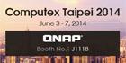 QNAP Systems to showcase VioStor NVR and Turbo NAS lineup at COMPUTEX Taipei 2014