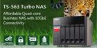 QNAP to showcase TS-563 5-bay Turbo NAS at Computex Taipei 2015