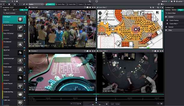 Qognify video management system installed at major Asian casino