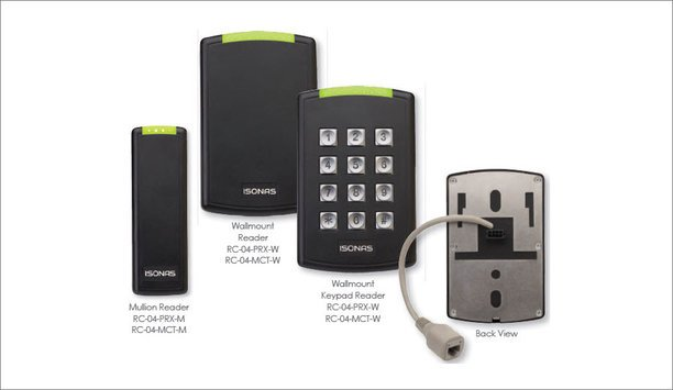 ISONAS launches Pure IP RC-04 hardware platform for edge-based access control