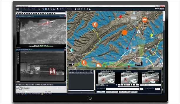 "General Dynamics' RVSS designed with PureTech Systems' Geospatial VMS achieves ""Full Operating Capability"" designation on southern U.S. Border"
