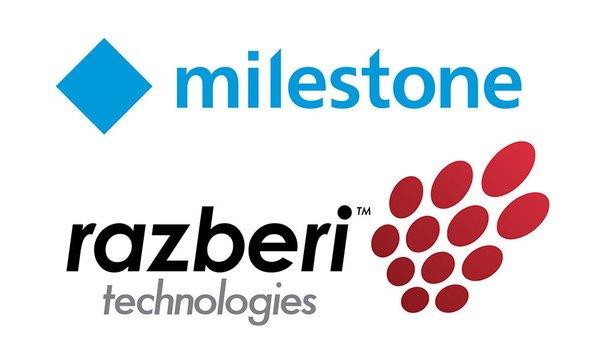 Razberi CameraDefense Cybersecurity Solution Integrates With Milestone XProtect Corporate VMS