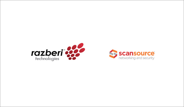 Razberi signs distribution agreement with ScanSource Networking and Security