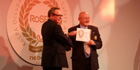 Regent Samsic's Security Division wins Gold Award at RoSPA Occupational Health and Safety 2013
