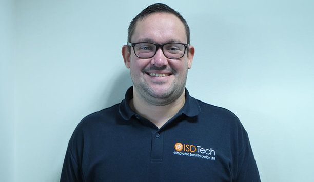 ISD Tech appoints Richard Gates as Life Safety Project Design Engineer