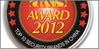 Rosslare receives A&S Award for Top 10 Security Brands in China