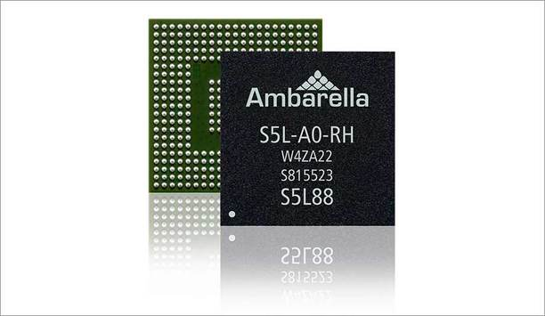 Ambarella Introduces S5L And S5LM System On Chips For 4K IP Security Cameras