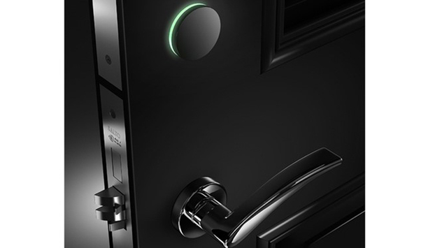 SALTO launches AElement Fusion electronic lock with RFID, wireless and mobile technology